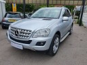 Mercedes-benz Ml350 Blue-cy Sport Cdi A Ml350 Cdi Blueefficiency Sport